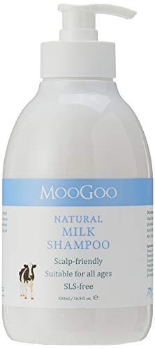 MooGoo Milk Shampoo Scalp-Friendly Shampoo 500ml/16.9 fl. oz.