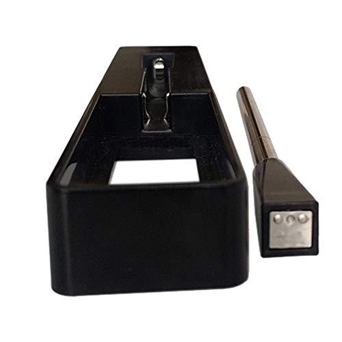 31CDetnrOjL - Küchenthermometer Drahtlose Bluetooth Sonde Elektronische Thermometer Home Küche Lebensmittel Thermometer Für BBQ Grill Thermometer Grillzubehör ( Farbe : One color , Größe : 175*32*30mm )