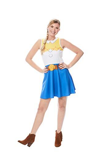 birthdayexpress kids costumes Birthday Express Toy Story Jessie Womens Costume (4-6)