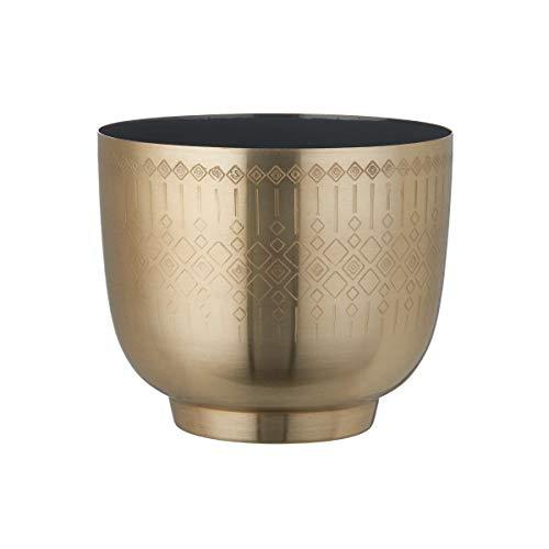 Butlers CHIARO Teelichthalter Höhe 13cm