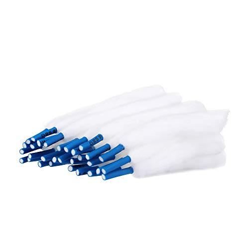 Slacker Cotton Original Cotton Fiber Threads Strip Wick for DIY Project Heating Wick Faster Absorption Cotton (Hardcover Slacker Cotton)