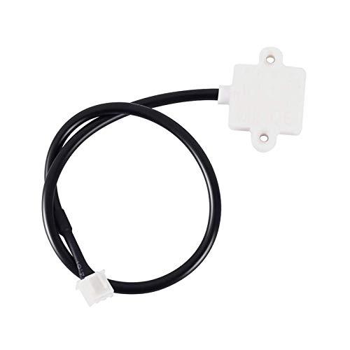 PEMENOL Sensor de nivel de líquido inteligente, mini sensor de nivel de líquido, sin contacto, sensor de nivel de agua de alta sensibilidad, indicador de nivel externo