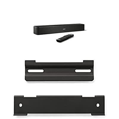 Bose ® Solo 5 TV Sound System with Wall Bracket Bundle by
