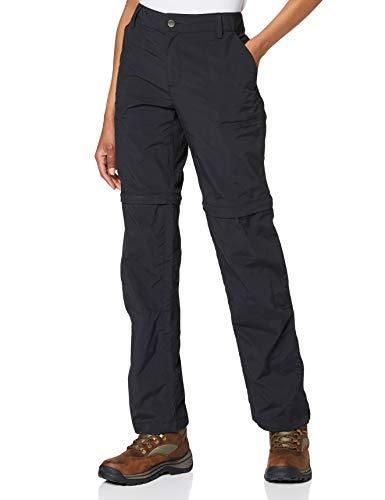 Columbia Silver Ridge 2.0 Pantalon de Randonnée Femme, Black, W12/R