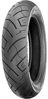80/90-21 (54H) Shinko 777 H.D. Front Motorcycle Tire Black Wall for Harley-Davidson Dyna Wide Glide FXDWG/I 2017