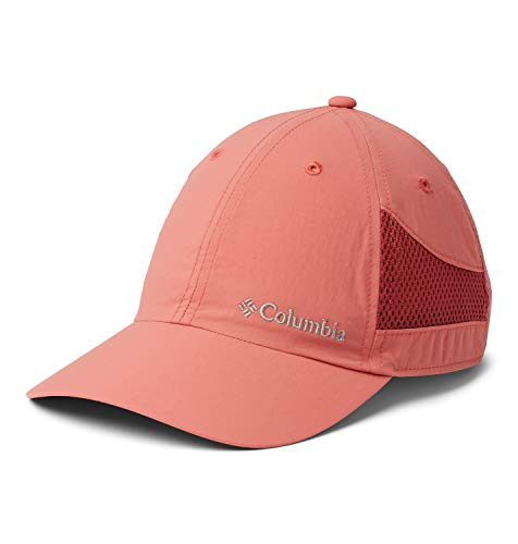 Columbia Hut Tech Shade, Dark Coral, One/S, 1539331