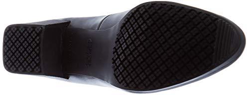 Shoes for Crews Women's 57487-37/4 REESE Elegant Slip On Shoes - Black, Size 37