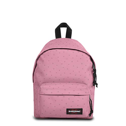 Eastpak Orbit Petit Sac à Dos, 34 cm, 10 L, Rose (Tribe Rocks)
