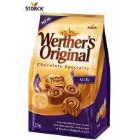 STORCK・ストーク社 ヴェルタースオリジナル キャラメルチョコレート マーブルミルク(125g)×14袋セット 1004178