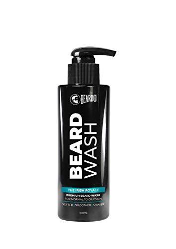 Beardo Beard Wash, 100 ml (The Irish Royale) | Made in India