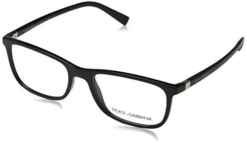 (ドルチェ&ガッバーナ) DOLCE&GABBANA メガネフレーム ブラック 眼鏡 めがね 0DG-5027-501[並行輸入品]