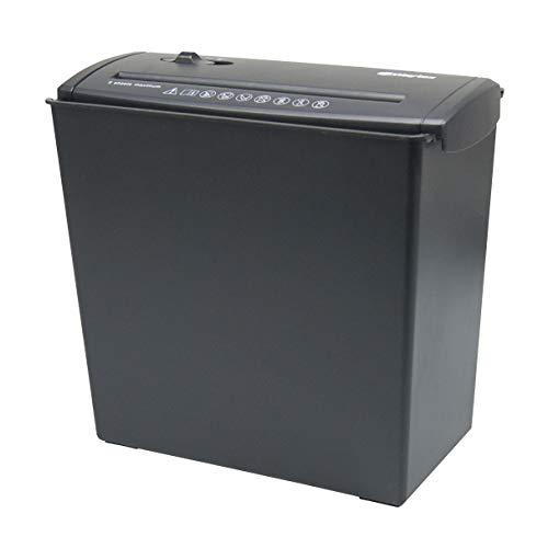 WAYTEX - Distruggidocumenti formato A4, taglio dritto, 10 litri