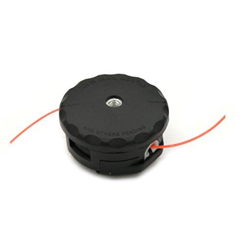 Cancanle Rasentrimmer Kopf für Echo Speed Feed 400 Bump Feed SRM2300 SRM230 SRM250 SRM260 SRM210 SRM211 SRM225 SRM225 SRM230 SRM210 SRM220 SRM225 SRM2110 RM2200 PAS210 PAS225 PAS230 PAS260