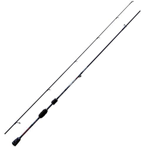 Nomura - Caña de pescar Spinning Hiro Camou FW 240 5-28 g