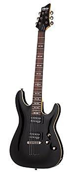 Schecter OMEN-6 6-String Electric Guitar Black