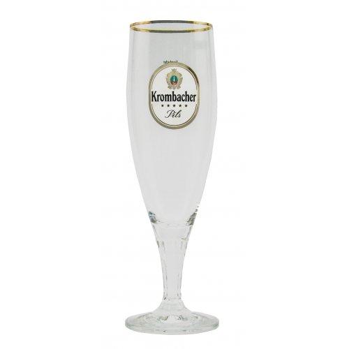 Krombacher Pokal Gläser 6x0,2L - Gastro Edition