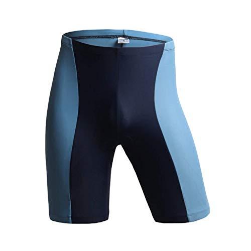 Chengzuoqing Pantalones cortos de ciclismo para ciclismo, con articulación lisa, acolchados, estrechos, para montar a caballo, mountain bike, talla L, color: foto color