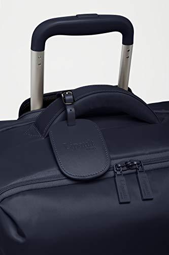 Lipault - Original Plume Valise 4 Roues 72/26 - Valise à roulettes Taille L - Black