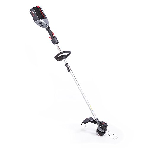 Lowest Prices! POWERWORKS 60V 16-inch Top Mount String Trimmer, Battery Not Included ST60L00PW,Black...
