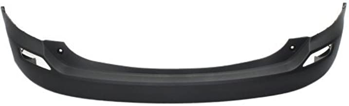 Rear Bumper Cover Compatible with 2013-2015 Toyota RAV4 Textured - CAPA