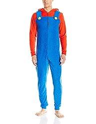 Men's Super Mario Bros Union Suit