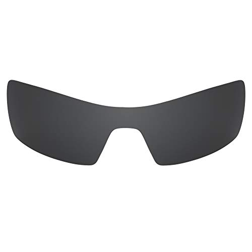 Revant Replacement Lenses for Oakley Oil Rig, Polarized, Stealth Black