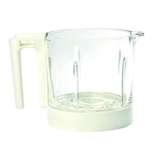 Béaba 912716 - Jarra De Cristal De Repuesto Para Babycook Néo, Blanco