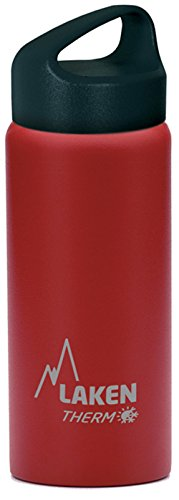 LAKEN Gourde Classico Large, Rouge, 0,5 l, tA5R