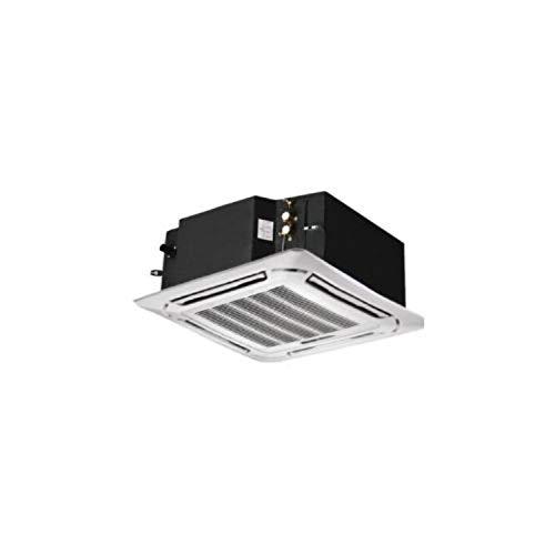 Unidad interior, cassette fancoil Art Flux 360°, modelo MKA-V600F, 84 x 84 x 30 centímetros, color blanco (referencia: MKA-V600F)