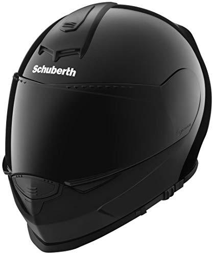 SCHUBERTH S2 Sport Schwarz Integralhelm, Farbe schwarz, Größe XS (52/53)