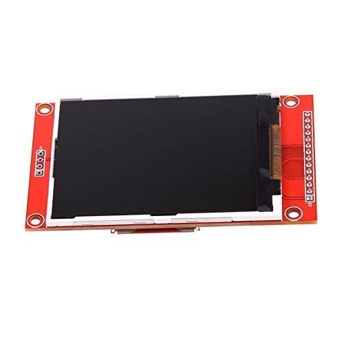 Módulo de Pantalla, módulo de Puerto Serie SPI TFT LCD de 2,8 Pulgadas con Placa PCB para Arduino Raspberry Pi