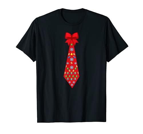 Lazo feo de Navidad Camiseta