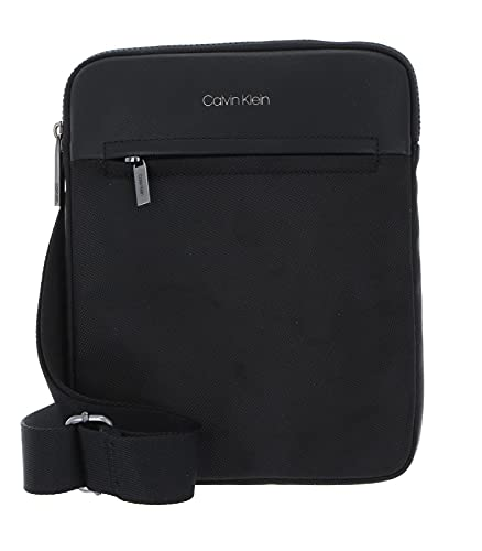 Calvin Klein Insert, Crossovers para Hombre, CK Negro, One Size