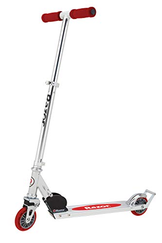 Razor A2 Kick Scooter - Red - FFP