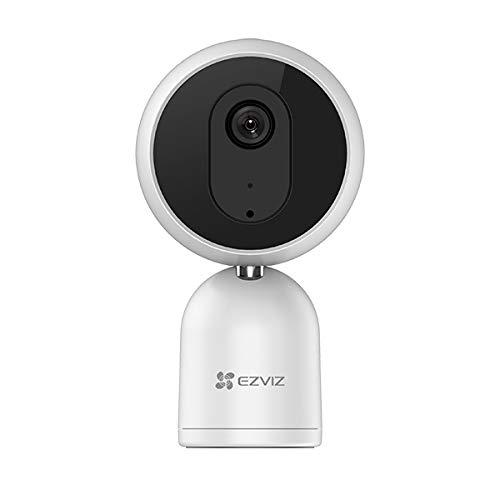 C1T Überwachungskamera, 1080p Full HD, 2-Wege-Audio, Nachtsicht, kompatibel mit Alexa und Google Home