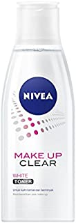 Nivea Make Up Clear White Toner 200 ml with Ayur Product in Combo