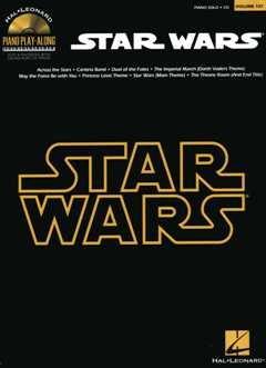 STAR WARS - arrangiert für Klavier [Noten / Sheetmusic] Komponist: WILLIAMS JOHN aus der Reihe: Piano play along 127