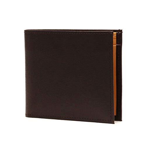 [ワンダーバゲージ]WONDER BAGGAGE 二つ折り財布 WB-A-010 CHOCO