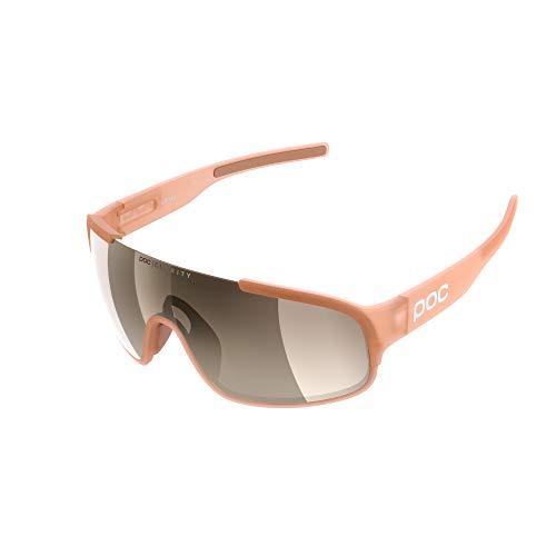 POC Crave Gafas, Unisex Adulto, Light Citrine Orange, Normal
