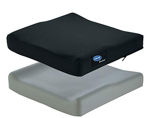 Invacare - EC86 Absolute Cojín para silla de ruedas, 45,72 cm de ancho x 40,64 cm de profundidad.