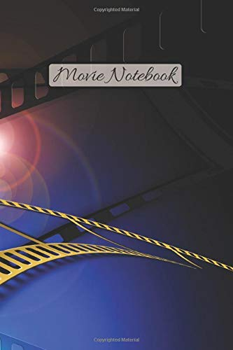Movie Notebook: Movie Diary | My Movie Notebook | My Movie Journal | My Movie Logbook | Fill in your Movie Notebook