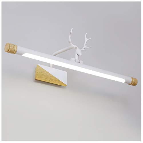 Iron Deer Head Spiegel koplamp LED wandlamp badkamerspiegel kast lamp make-up lamp spiegellicht LITTLE