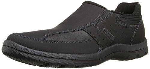 Rockport Men's Get Your Kicks Slip-On Black Loafer 13 M (D)-13  M