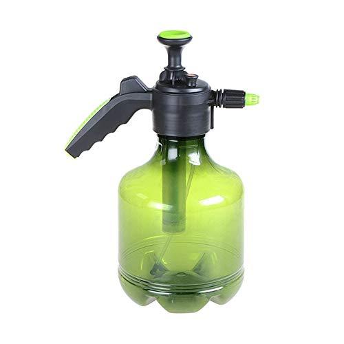 HUDEMR Poder de Aerosol 3 Presión Pump Action Litro rociador de jardín pulverizador Uso con Agua (2pack) Planta de Agua en Spray (Color : Green, Size : 3L)
