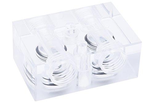 AlphaCool 12396 GPX SLI Connector - Single - Plexi Refrigeración Líquida GPU - Bloques Líquida
