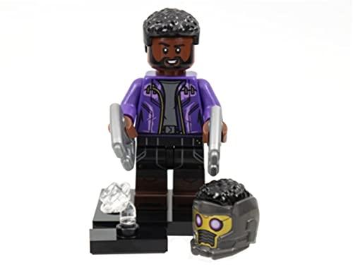 LEGO Marvel Series 1 T'Challa Star-Lord Minifigure 71031 (Embolsado)