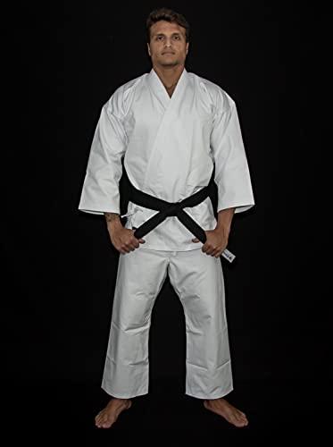 Kimono TORAH Karatê Reforçado Branco