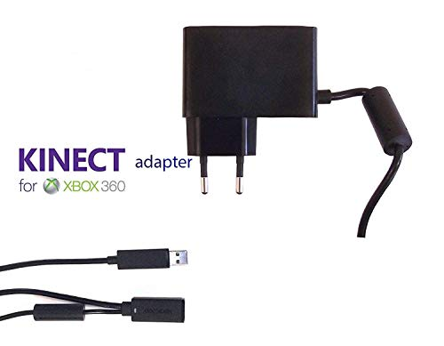New World Adapter For Xbox 360 Kinect Sensor AC Power Adapter Supply Charger Brick