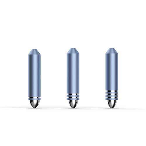 Cricut Transfer Tool Replacement Puntas de Repuesto para Herramienta de Transferencia de Foil, 3 tips-fine, medium &bold