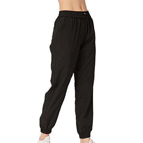 N\P Pantalones deportivos para mujer con bolsillo para correr